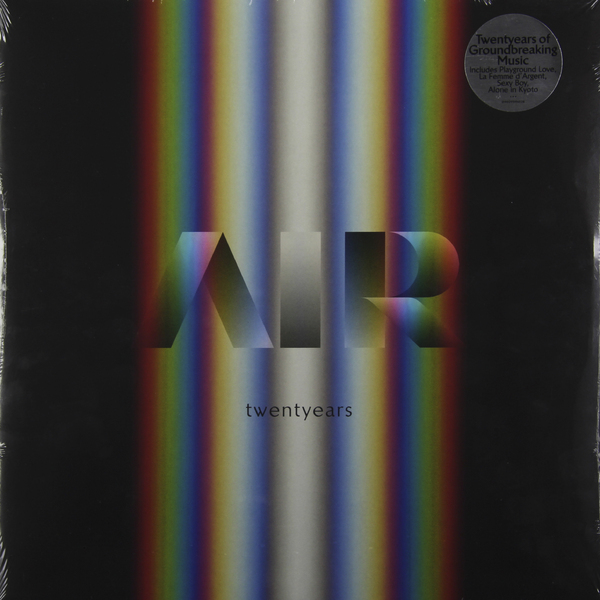 AIR AIR - Twentyears (2 LP) ultra loud bicycle air horn truck siren sound 120db