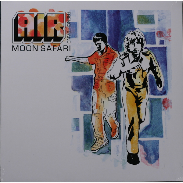 AIR AIR - Moon Safari