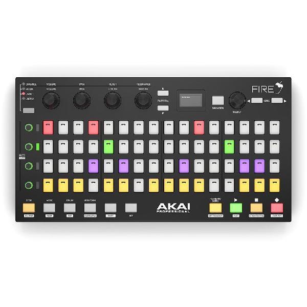 MIDI-контроллер AKAI Professional FIRE USB (CONTROLLER ONLY)