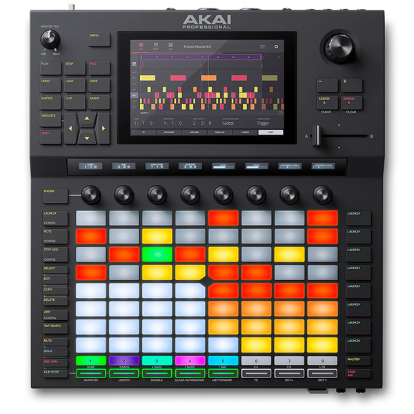 MIDI-контроллер AKAI Professional Force