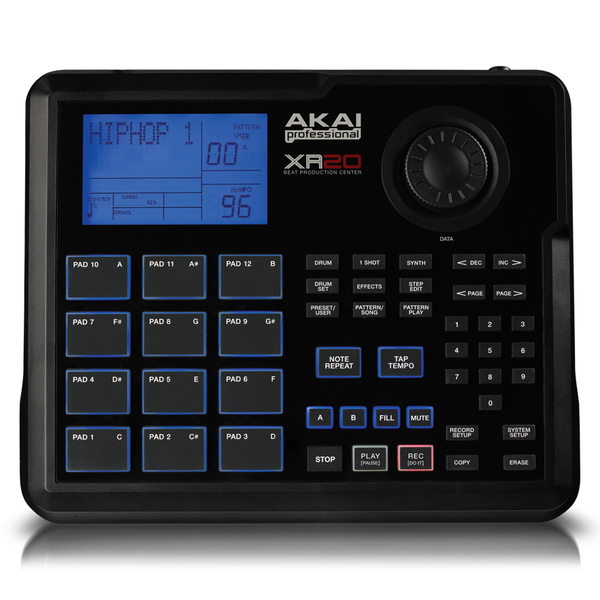 Драм-машина AKAI Professional XR20 akai pro xr20