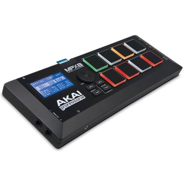 Сэмплер AKAI Professional MPX8 akai professional mpc studio black