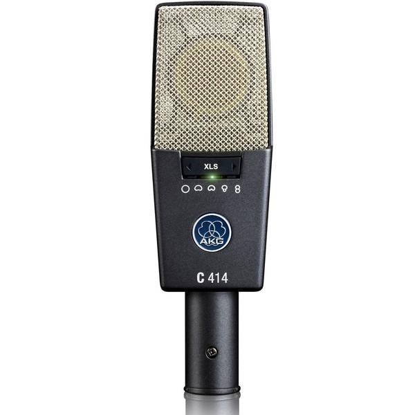 Студийный микрофон AKG C414XLS динамический микрофон akg d7