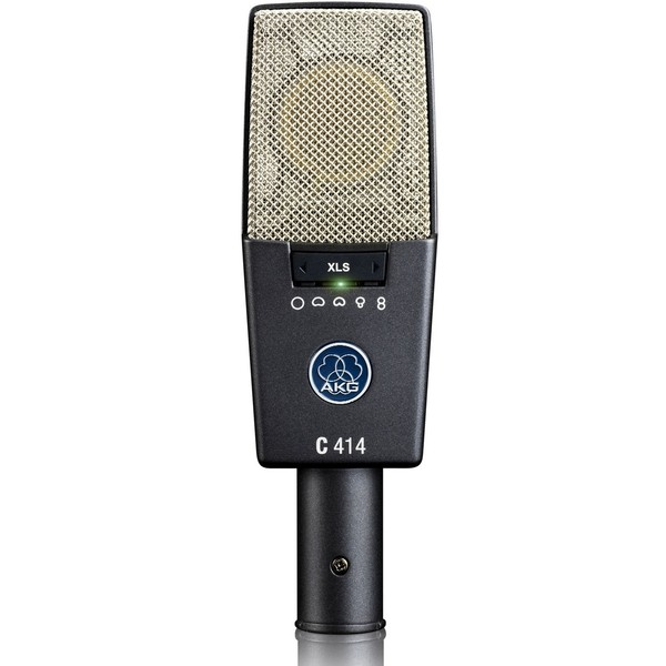 Студийный микрофон AKG C414XLS akg n90q