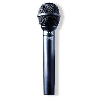 Студийный микрофон AKG C535EB II динамический микрофон akg d7