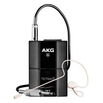 Передатчик для радиосистемы AKG DPT TETRAD кабель akg 2m cs3ec002