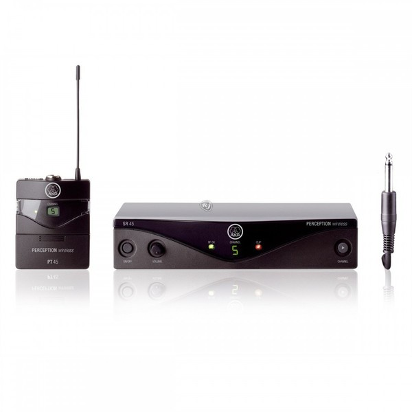Радиосистема AKG Perception Wireless 45 Instr Set BD-U2