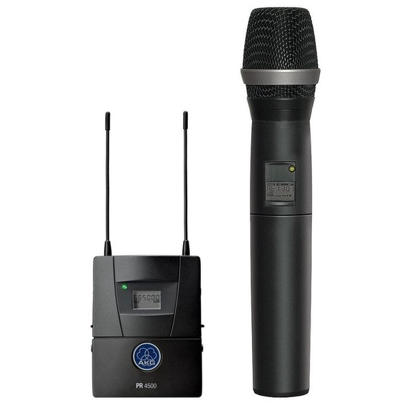 Радиосистема AKG PR4500 HT BD8 радиосистема с головным микрофоном akg pw45 sport set band m