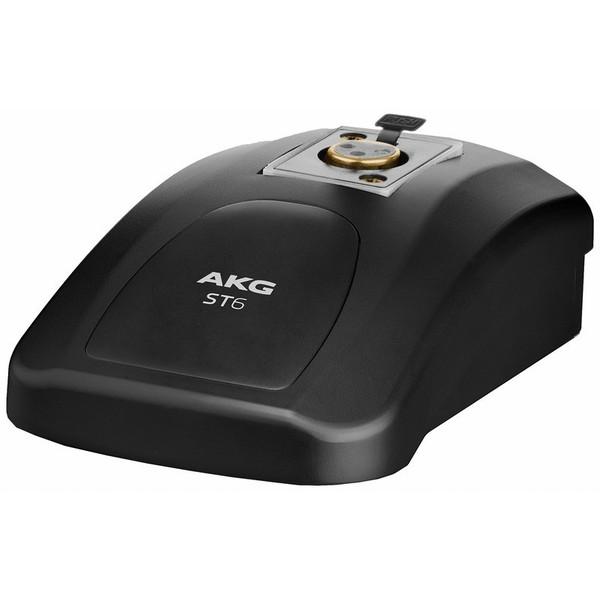 Микрофонная стойка AKG ST6 приёмник и передатчик для радиосистемы akg dsr700 v2 bd1