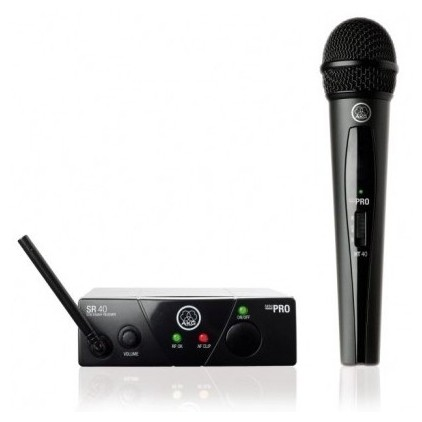 Радиосистема AKG WMS40 Mini Vocal Set Band US45A радиосистема akg wms40 mini2 vocal set bd us45a c