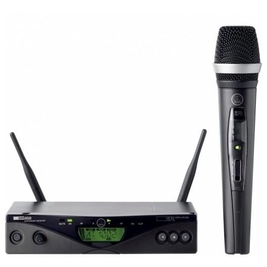 Радиосистема AKG WMS470 D5 Set BD7 стоимость