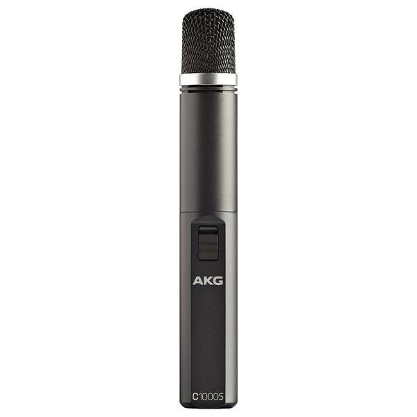 Студийный микрофон AKG C1000S микрофон для конференций akg микрофонный капсюль ck41