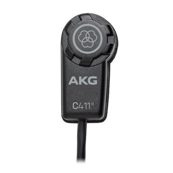 Инструментальный микрофон AKG C411PP динамический микрофон akg d7