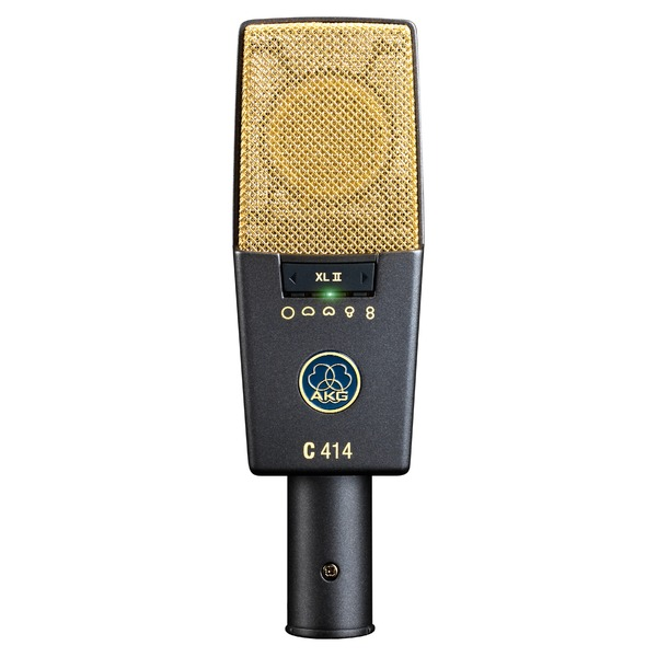 Студийный микрофон AKG C414XLII вокальный микрофон akg c7