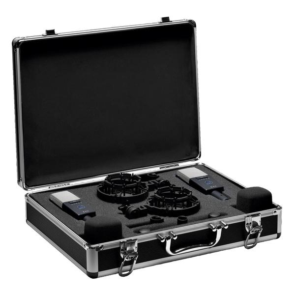 Студийный микрофон AKG C414XLS/ST чайная пара narumi silk