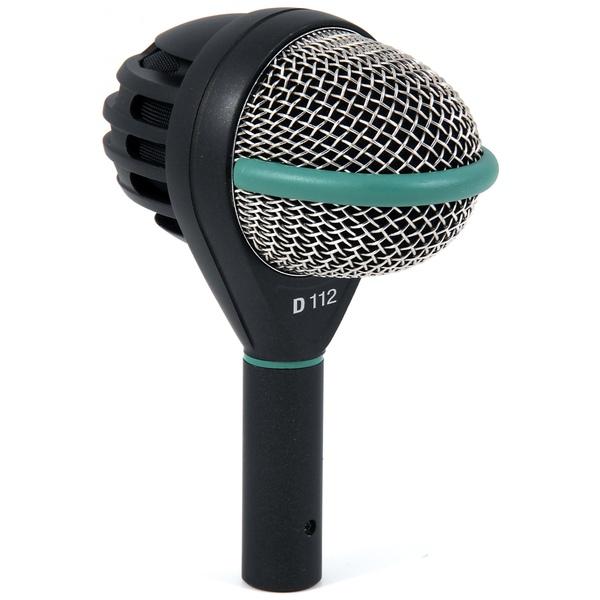 Инструментальный микрофон AKG D112 микрофон для ударных инструментов akg c518m