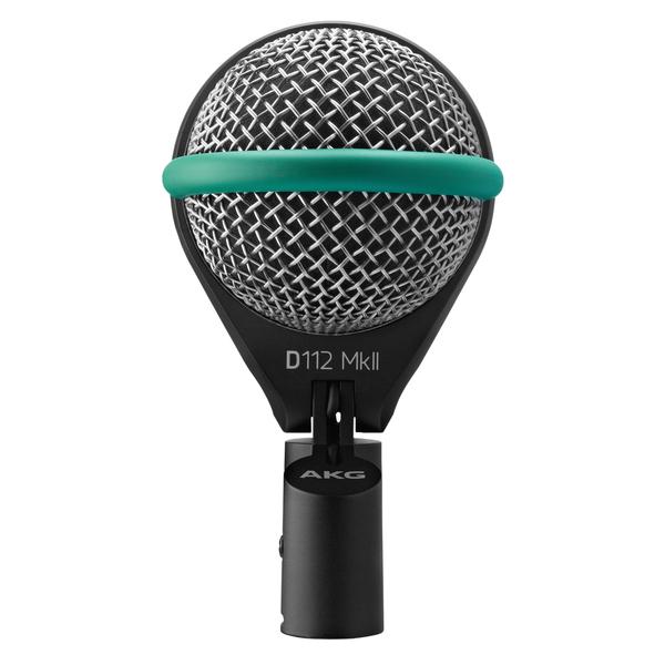 Инструментальный микрофон AKG D112MKII динамический микрофон akg d7