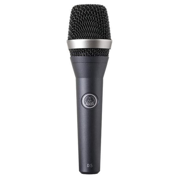 Вокальный микрофон AKG D5 динамический микрофон akg d7