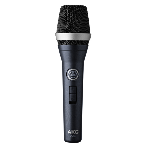 Вокальный микрофон AKG D5 CS динамический микрофон akg d7
