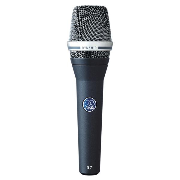 Вокальный микрофон AKG D7 динамический микрофон akg d7