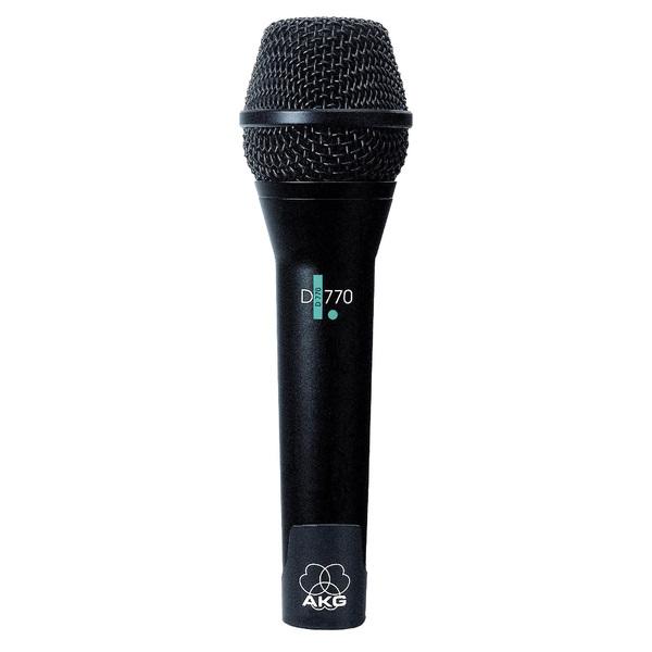 Вокальный микрофон AKG D770 инструментальный микрофон akg c519m