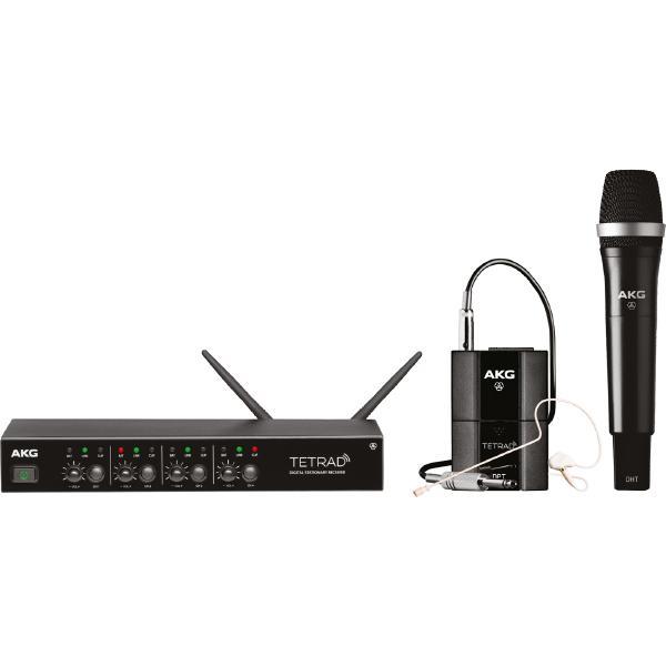 Радиосистема AKG DMS Tetrad Mixed Set