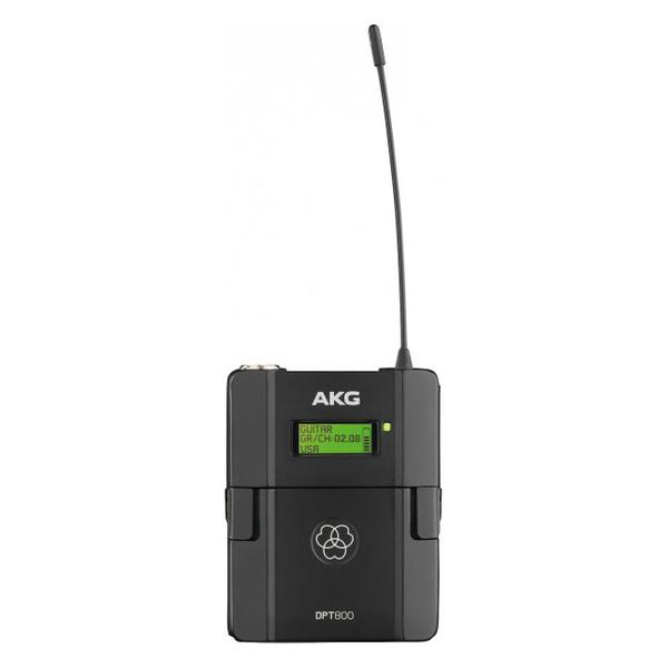 Передатчик для радиосистемы AKG DPT800 BD2 приёмник и передатчик для радиосистемы akg dsr700 v2 bd1