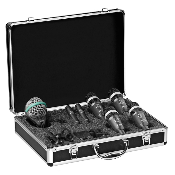 Инструментальный микрофон AKG Drum Set Concert 1 akg wms4500 hc577 set bd1 page 1