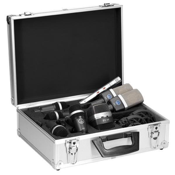 Инструментальный микрофон AKG Drum Set Premium мясорубка 22 22 22 stainless steel meat mincer cutting blades