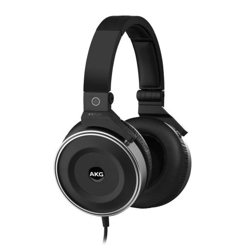 Охватывающие наушники AKG K167 DJ Black/Silver все цены