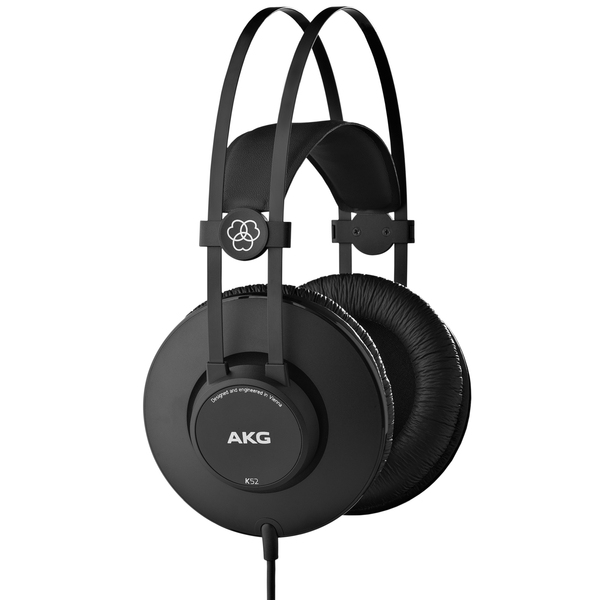 Охватывающие наушники AKG K52 Black наушники akg y50 black
