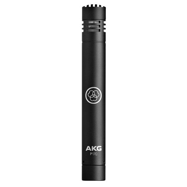 Студийный микрофон AKG P170 микрофон для ударных инструментов akg c518m
