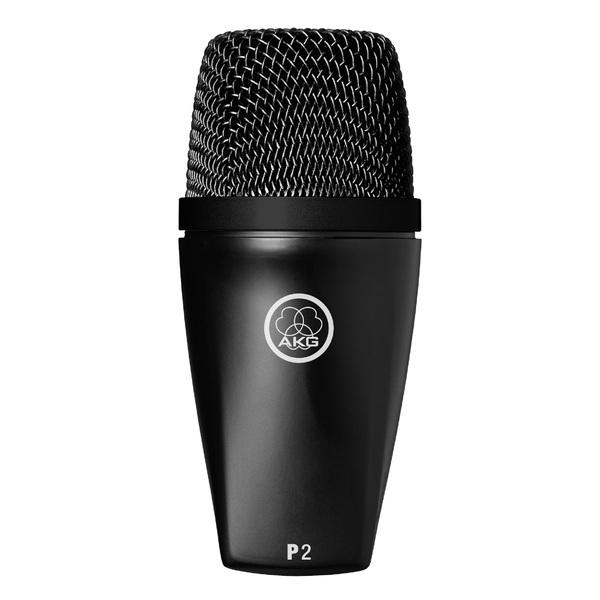 Инструментальный микрофон AKG P2 динамический микрофон akg d7