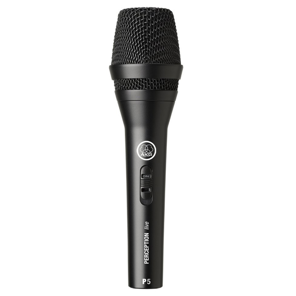 Вокальный микрофон AKG P5 S динамический микрофон akg d7