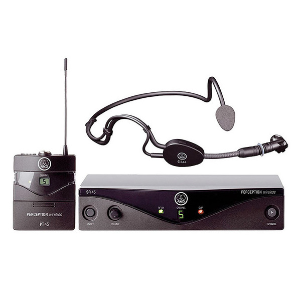 Радиосистема AKG Perception Wireless 45 Sports Set BD-A