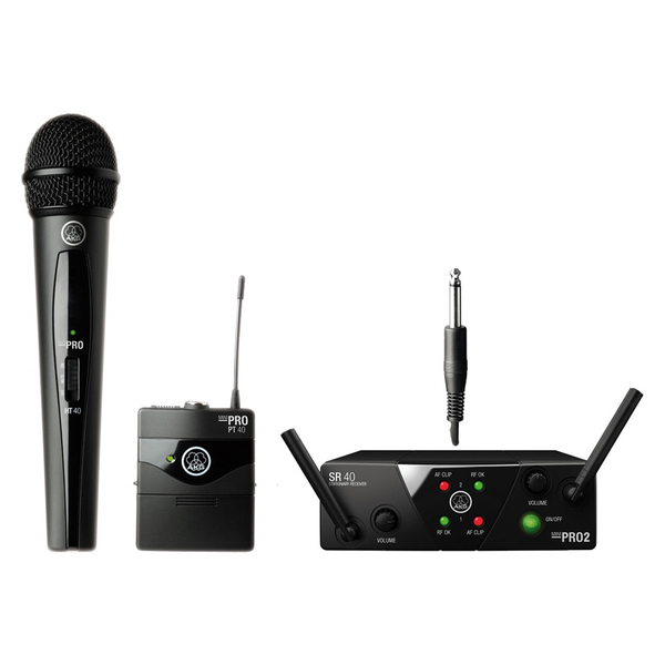 Радиосистема AKG WMS40 Mini2 Mix Set US25BD