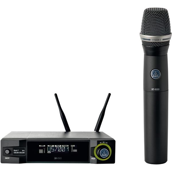 Радиосистема AKG WMS4500 D7 Set BD8 tp760 765 hz d7 0 1221a