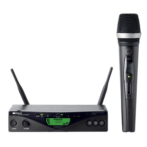 Радиосистема AKG WMS470 D5 Set BD8 цены