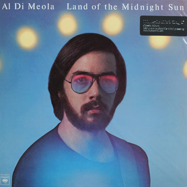 Al Di Meola Al Di Meola - Land Of The Midnight Sun (180 Gr) эл ди меола al di meola elegant gypsy