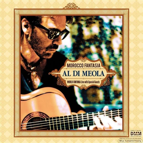Al Di Meola Al Di Meola - Morocco Fantasia (2 LP) al di meola al di meola opus 2 lp