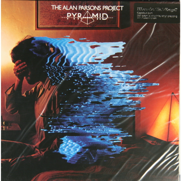Alan Parsons Project Alan Parsons Project - Pyramid виниловая пластинка the alan parsons project stereotomy