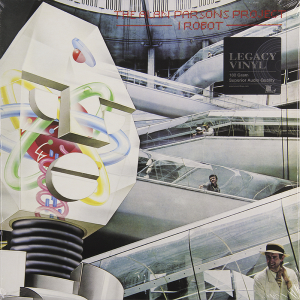 Alan Parsons Project Alan Parsons Project - I, Robot (180 Gr) виниловая пластинка the alan parsons project stereotomy
