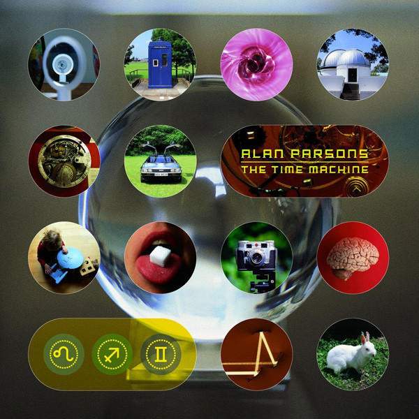 Alan Parsons Project Alan Parsons Project - Time Machine (2 LP) виниловая пластинка the alan parsons project stereotomy