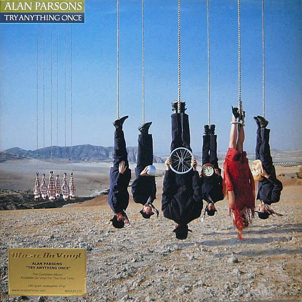 цена Alan Parsons Project Alan Parsons Project - Try Anything Once (2 LP) онлайн в 2017 году
