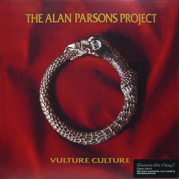 Alan Parsons Project Alan Parsons Project - Vulture Culture виниловая пластинка the alan parsons project stereotomy