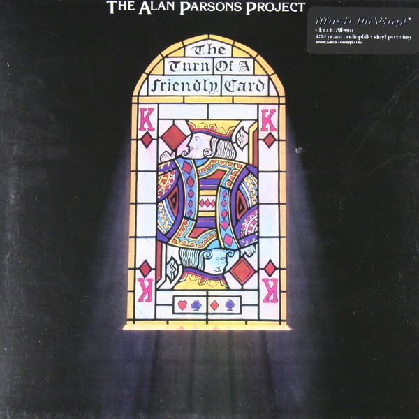Alan Parsons Project Alan Parsons Project - Turn Of A Friendly Card (180 Gr) виниловая пластинка the alan parsons project stereotomy