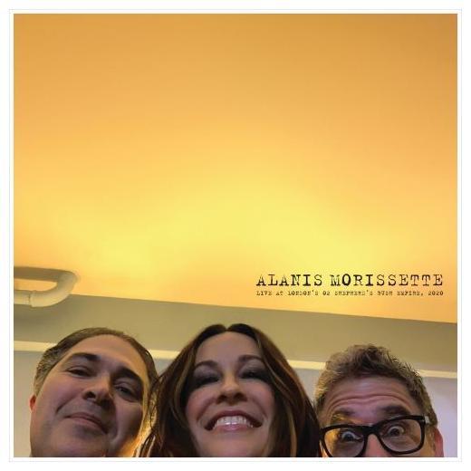 Alanis Morissette - Live At London's O2 Shepherd's Bush Empire, 2020 (limited, 2 LP)