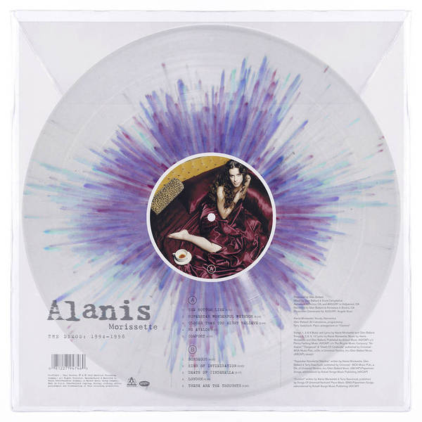 Alanis Morissette Alanis Morissette - The Demos 1994-1998 аланис мориссетт alanis morissette flavors of entanglement deluxe edition 2 cd