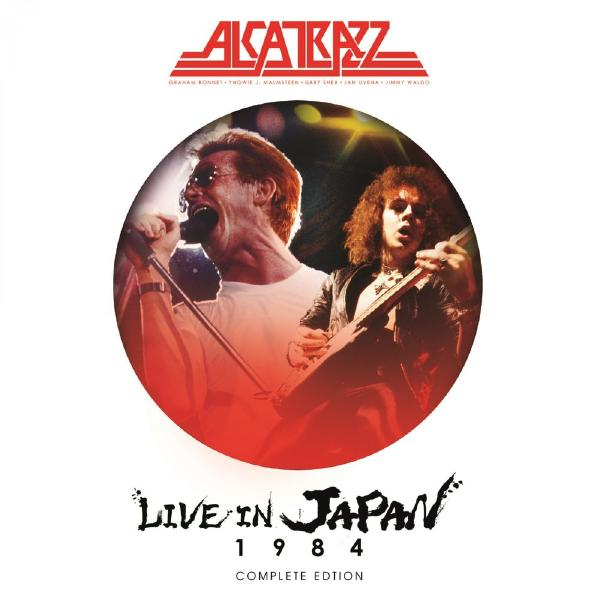 Alcatrazz - Live In Japan 1984: Complete Edition (3 LP)