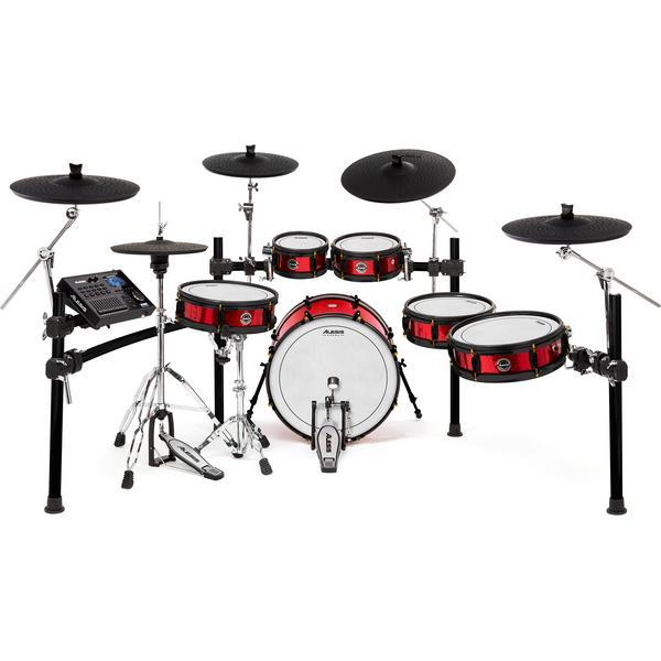 Электронные барабаны Alesis Strike Pro Special Edition